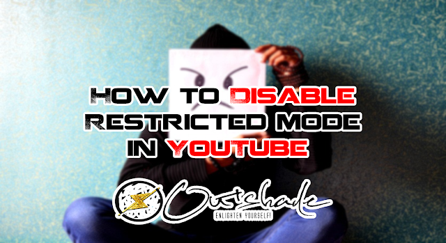 How To Disable Restricted Mode In YouTube 2016 (With Pictures)