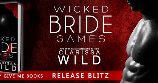 New Release & Giveaway! Wicked Bride Games - A Dark Suspense