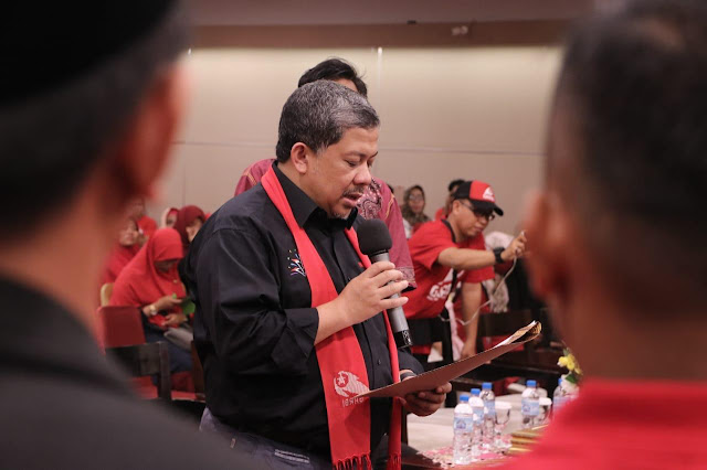 PPWI Dukung Fahri Hamzah Soal Penghentian Penggunaan UU ITE untuk Bungkam Rakyat