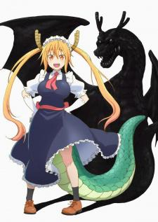 Kobayashi-san Chi no Maid Dragon 10 Subtitle Indonesia