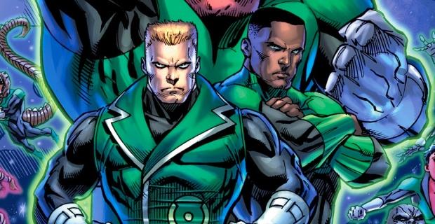 John Stewart, Anggota Green Lantern Corps Berjuluk Master Builder