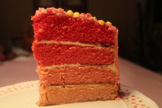 vanilla-layer-cake, layer-cake-de-vainilla, ombre-cake