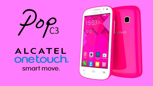 rom stock Alcatel OT POP C3 4033a