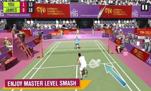 Badminton Battle – Badminton Championship Apk Free on Android Game Download