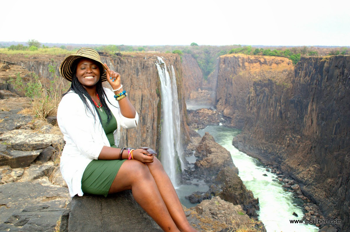 A Livingstone Island Tour On Victoria Falls A Dip In The