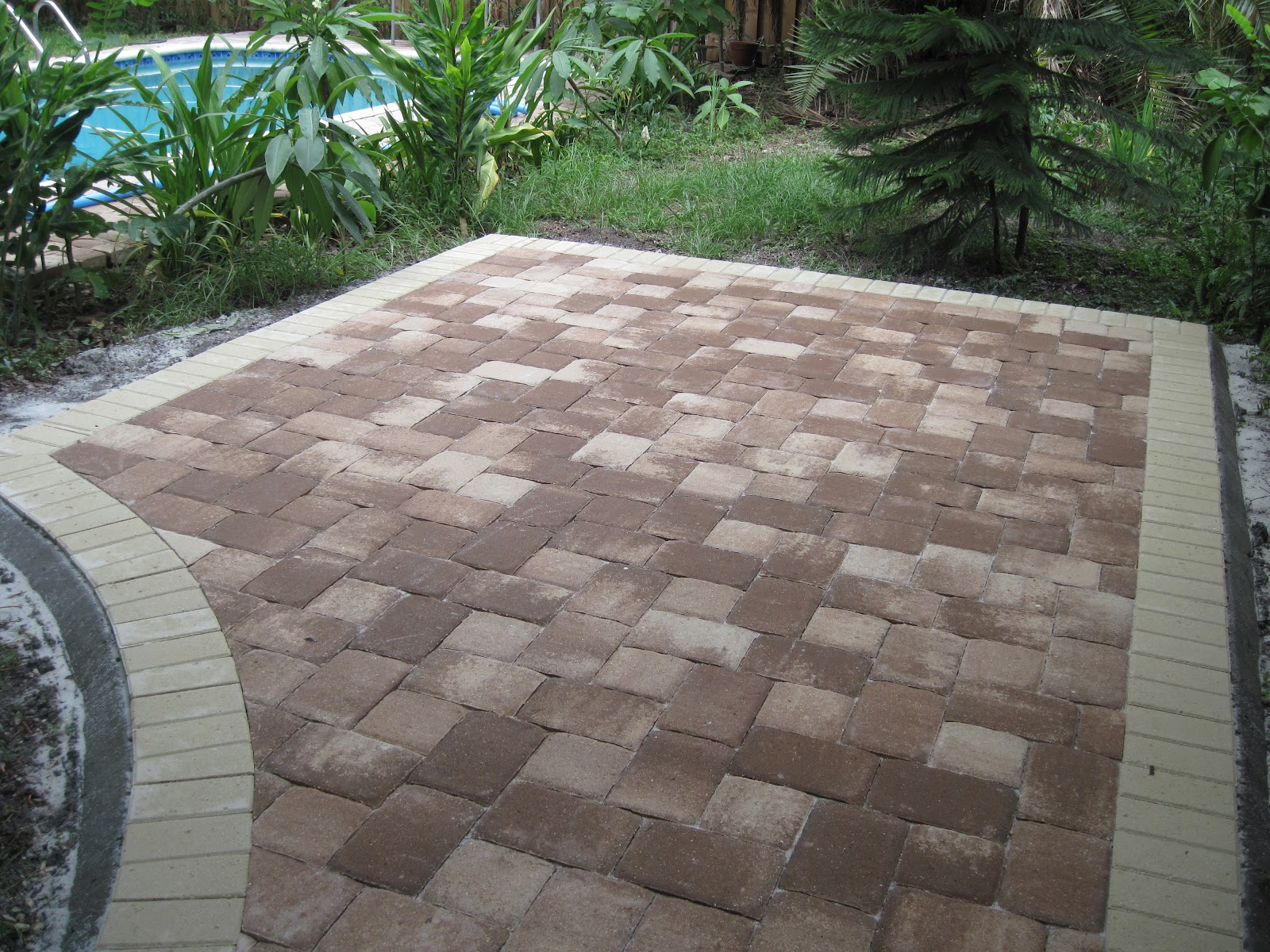 thin patio pavers insured by
