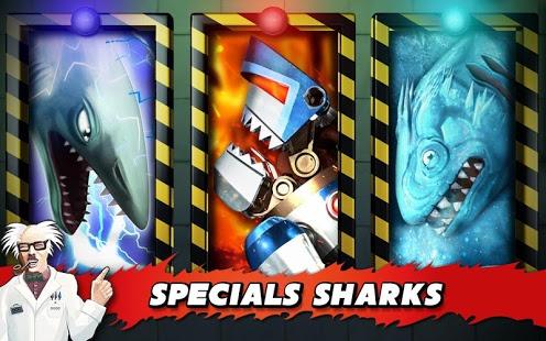 Hungry Shark Evolution Mod Apk v3.9.4
