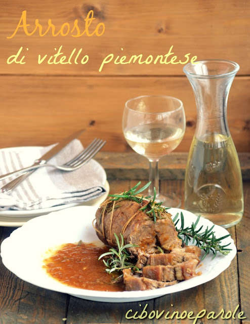 ARROSTO DI VITELLO PIEMONTESE