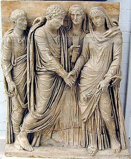 La familia en el Derecho romano
