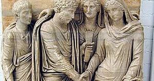 Matrimonio Romano Trabajo Monografico : La familia romana derecho romano