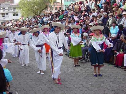 Bailes Típicos De La Sierra Junio 2016