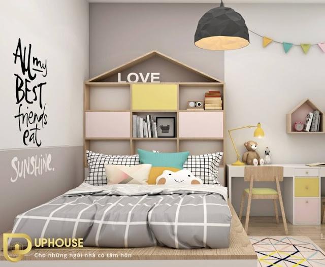 Phòng ngủ cho bé B-01