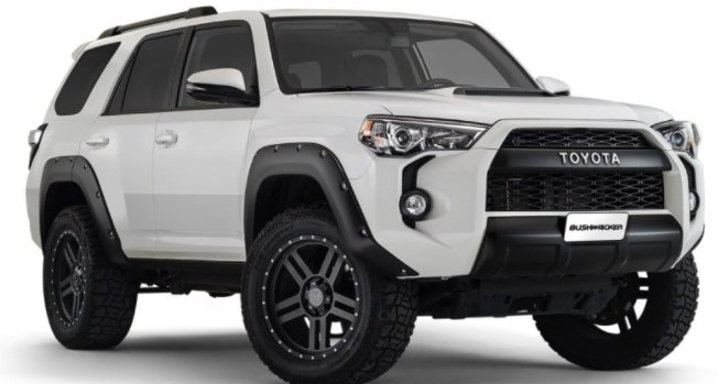 2020 Toyota 4Runner Limited Latest News and Rumors