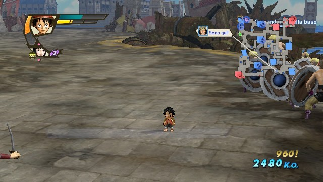One Piece Pirate Warriors 3 Games