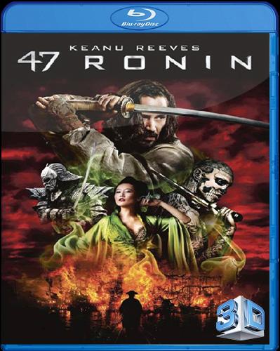 47 Ronin [2013] [BD50] [Latino – Castellano] [3D]