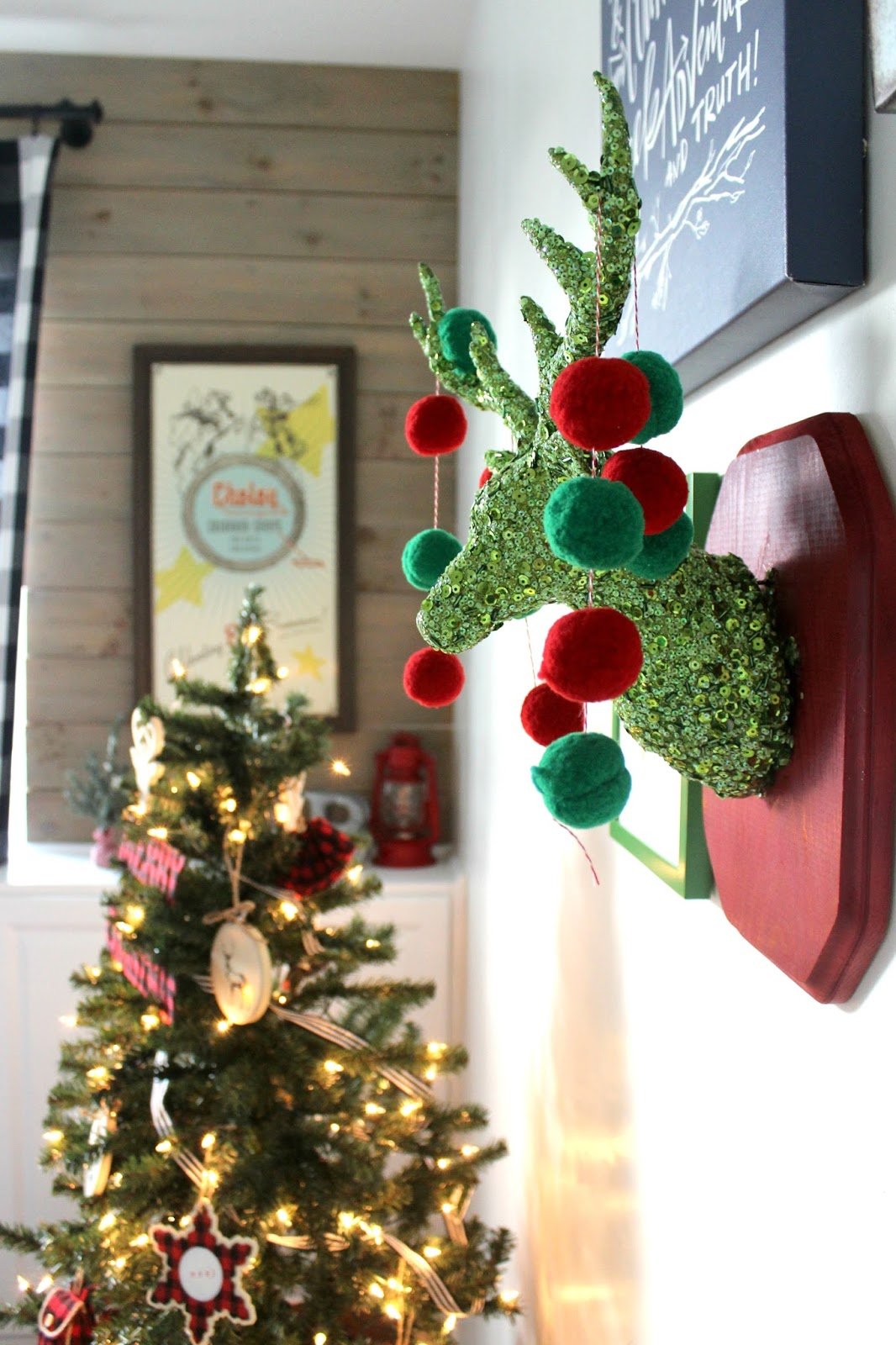 Christmas DIY decor