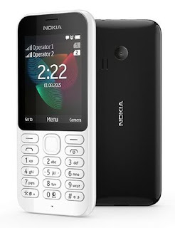 How To Flash Nokia 222 RM-1136