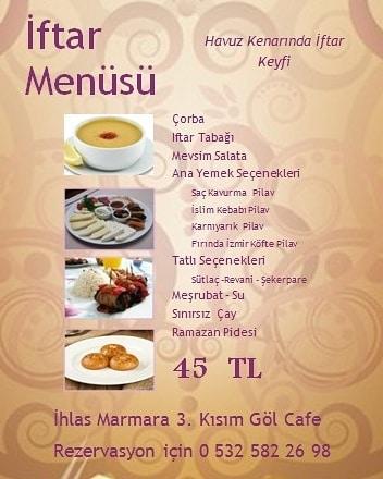 lara cafe beylikdüzü iftar mekanları 2019 beylikdüzü iftar menü fiyatları beylikdüzü ramazan menüsü