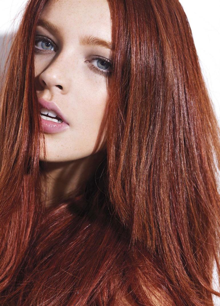 Auburn Hair Color Top Haircut Styles 2017