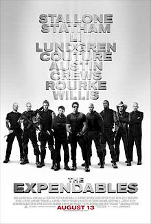 Sinopsis Film The Expendables