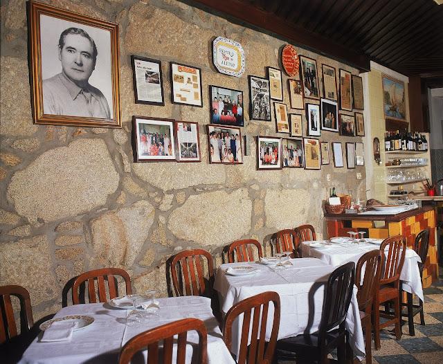 Restaurante Casa Aleixo no Porto