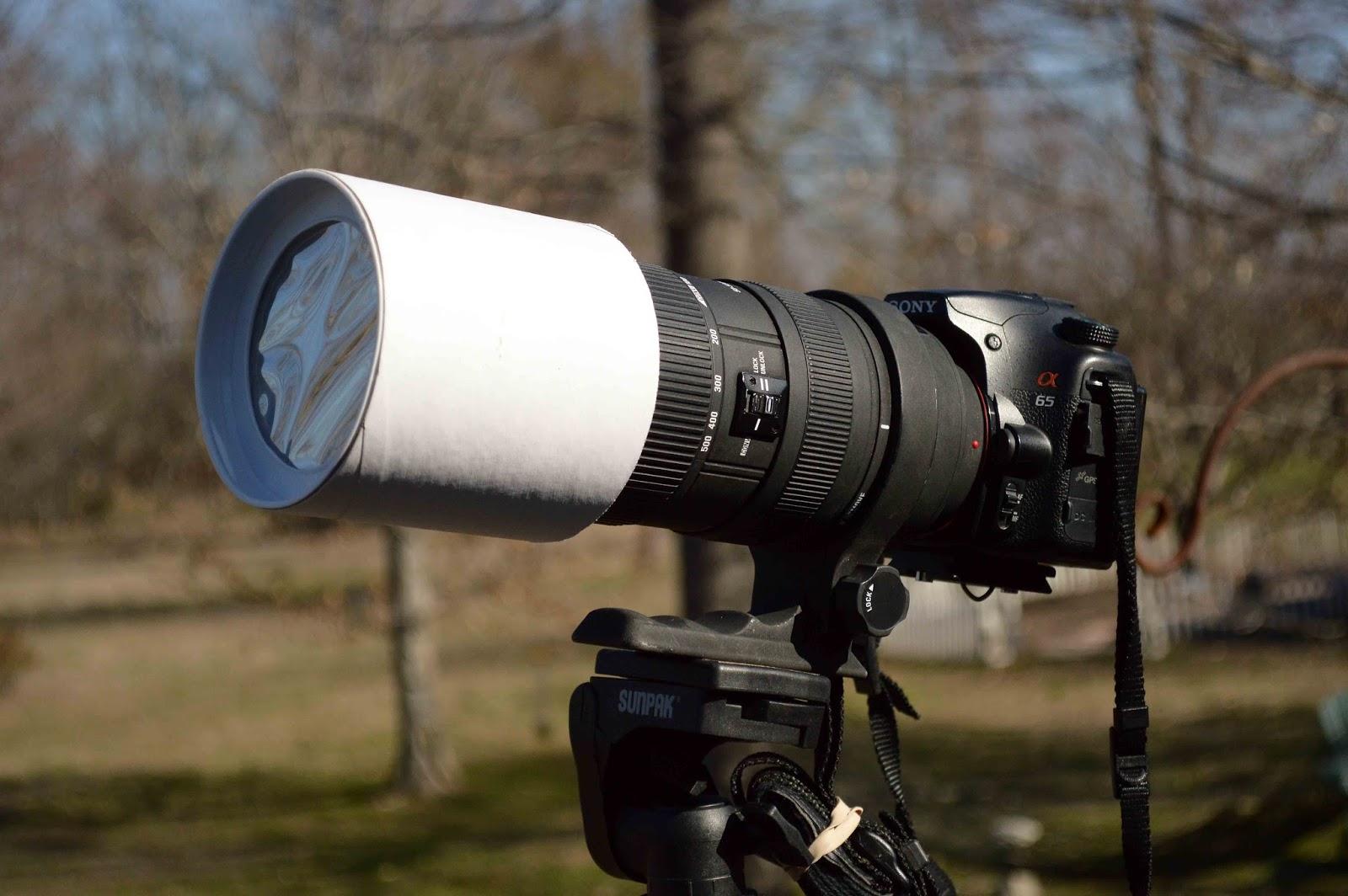BeyondTheCampfire - Established 2010: DIY Solar Filter for ...