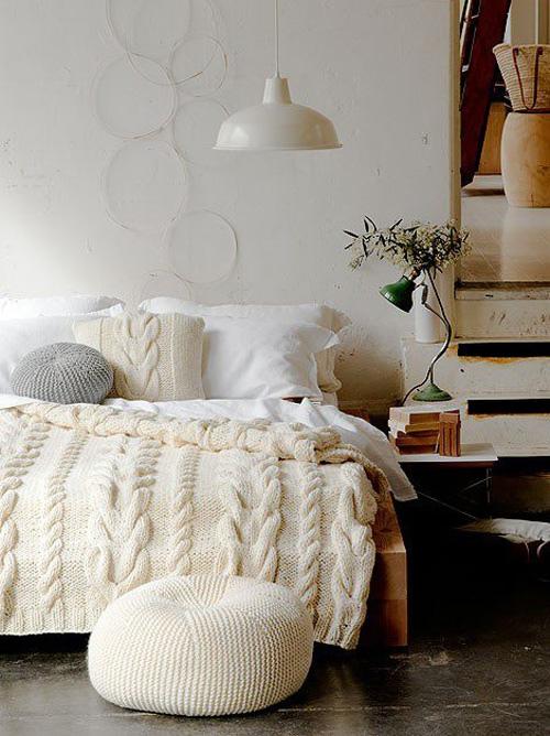 Helt nye Strikk i sengen - Anette Willemine DO-95