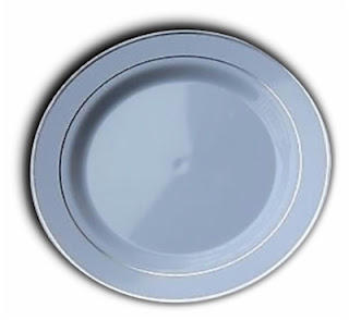 60 count  Looks-Like-Real  Reflective Premium Heavyweight Plastic Plates for $24.99 with free shipping on Amazon (no Prime account needed ...  sc 1 st  Daily Cheapskate : premium plastic dinnerware - pezcame.com