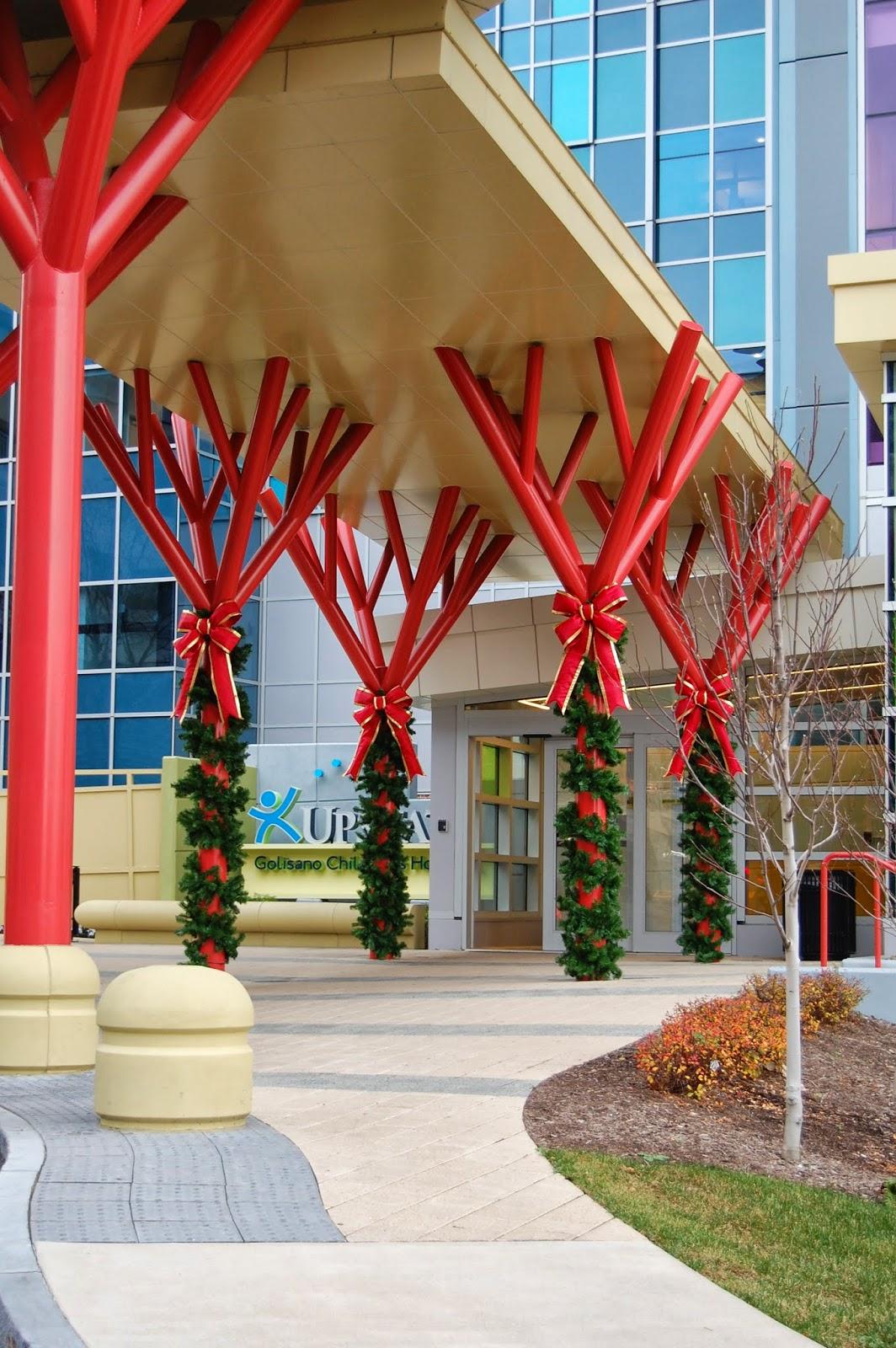 Downtown Decorations, Inc.: Upstate Golisano Children's ...