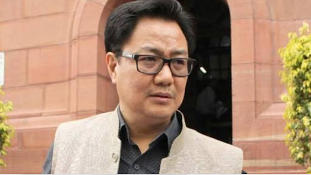 Rohingyas will not be allowed to reside in India: Union Minister of State for Home Affairs Kiren Rijiju