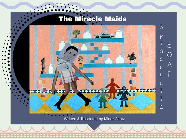 Spinderella Soap: Soap Scene #16, 'Miracle Maids'