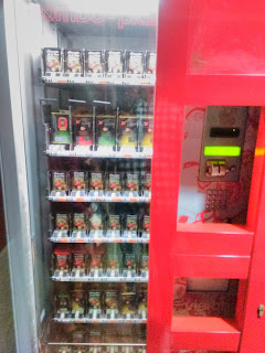 Máquina expendedora de pimentón