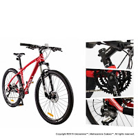 27.5 Inch Ravage 6.0 Thrill Mountain Bike
