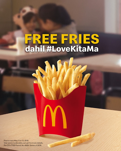 McDo Mother's Day Promo
