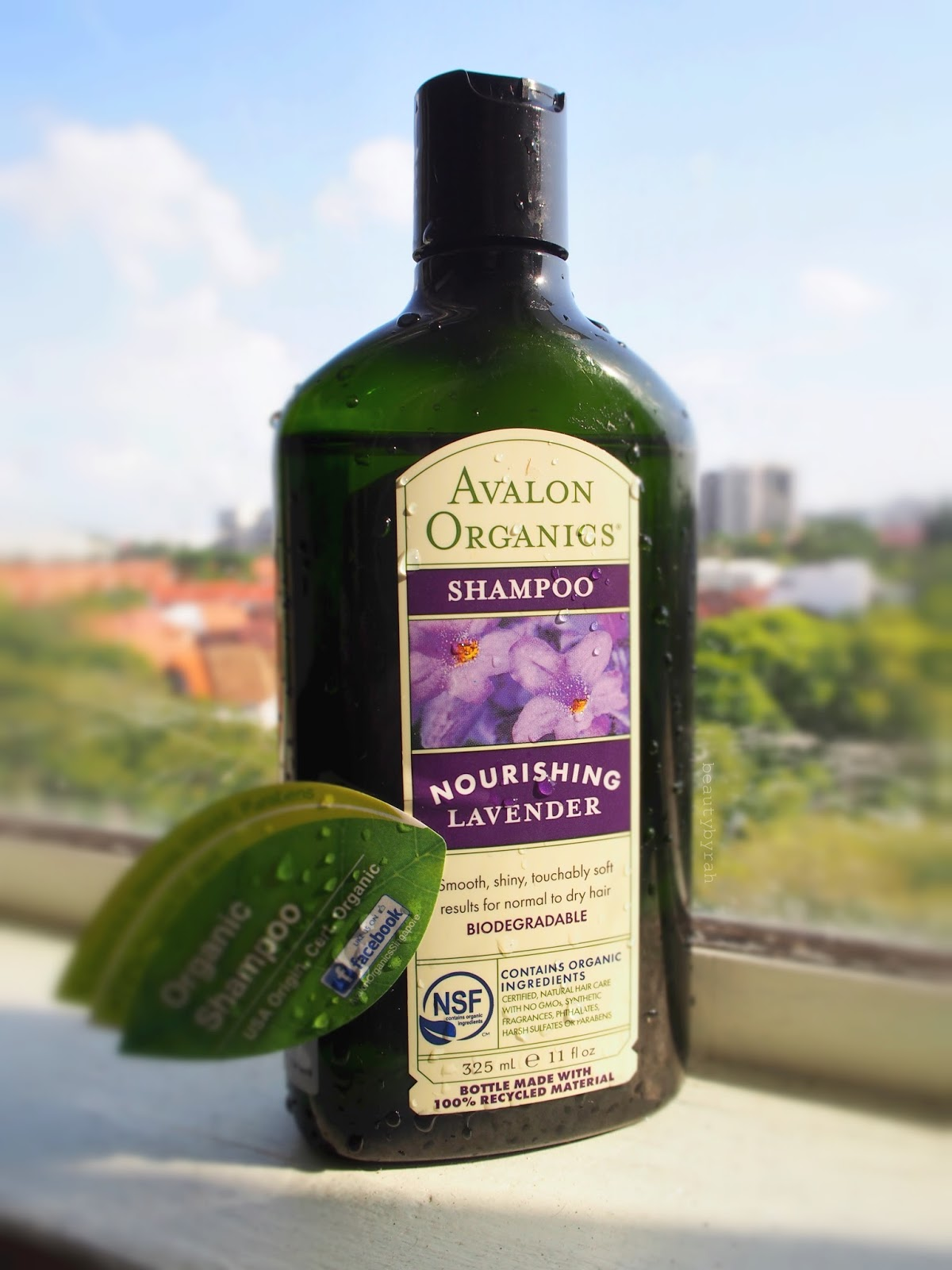 Avalon Organics Lavender Shampoo and Conditioner Review
