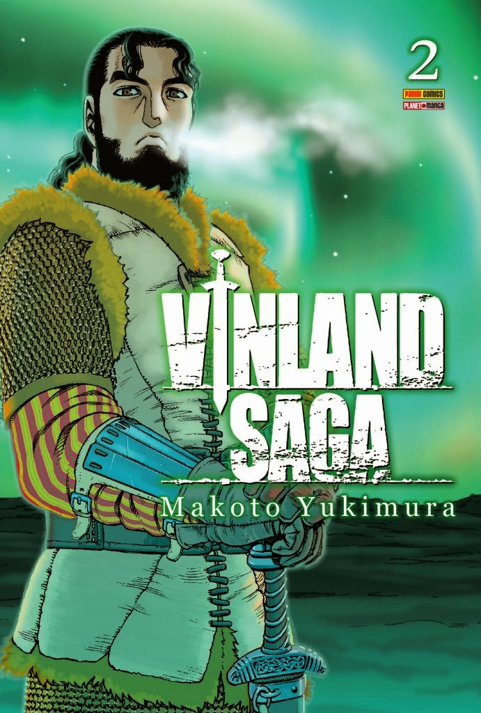 Vagando e Divagando: [REVIEW] Vinland Saga Vol. 2