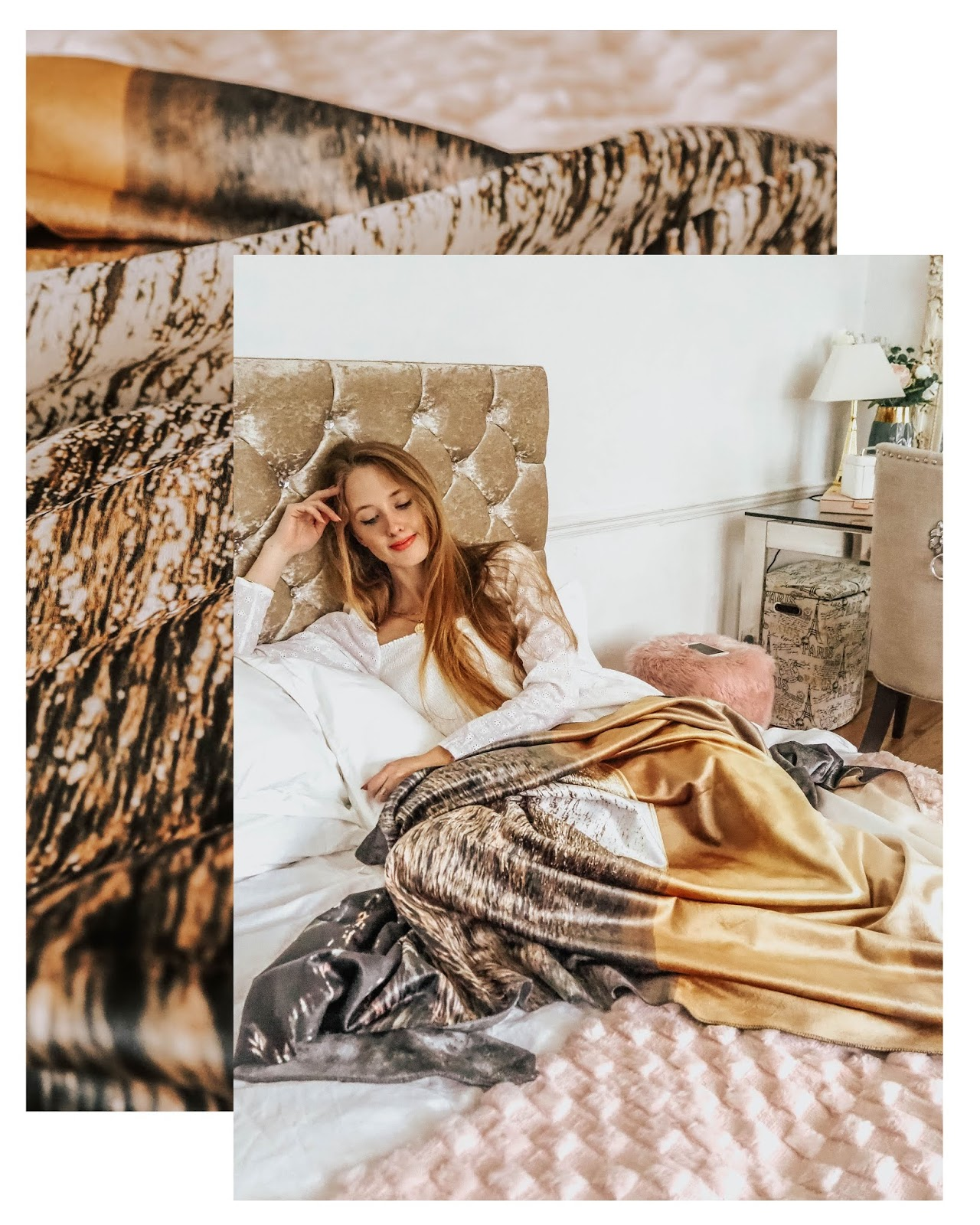 My-picture.co.uk personalised fleece blanket review