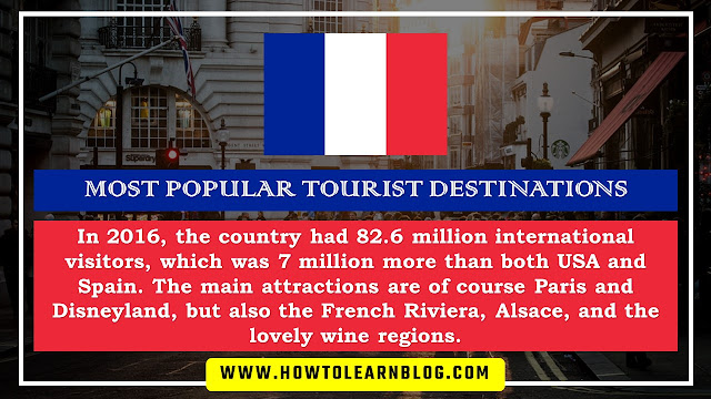 Interesting & Unknown Facts About France