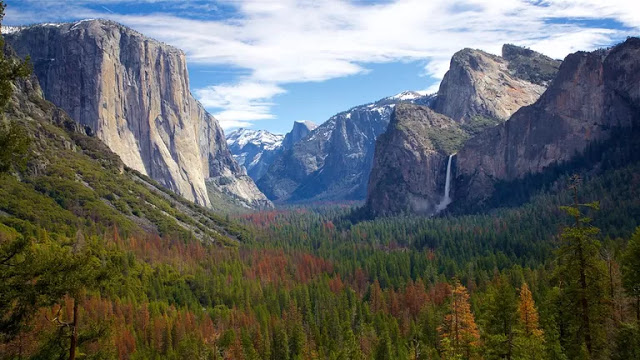 Yosemite National Park Vacation Packages