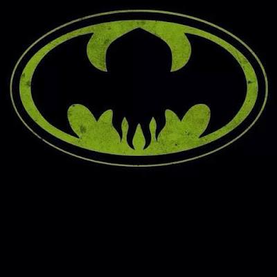 Meme de humor sobre Cthulhu y Batman
