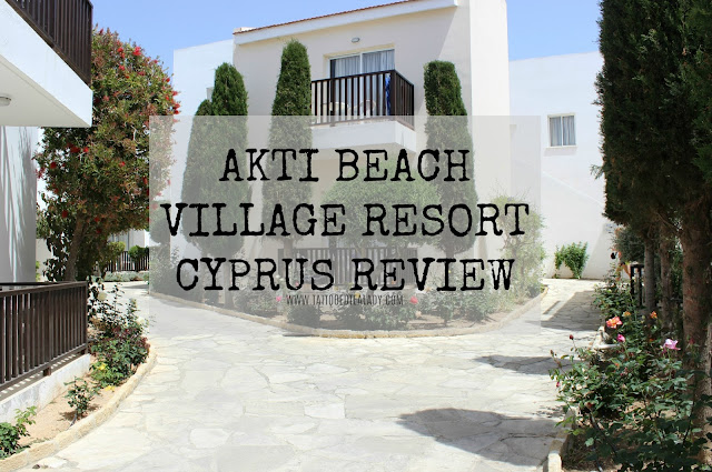 Akti Beach Village Resort Cyprus Review