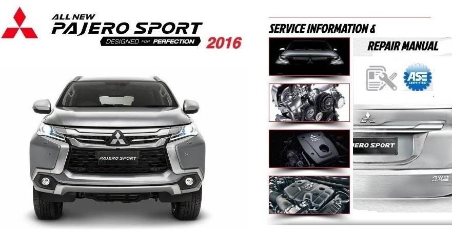 mitsubishi pajero sport 2016 repair manual mitsubishi pajero sport rh mitsubishipajerosport2016 blogspot com pajero sport service manual pdf Pajero Sport 2018