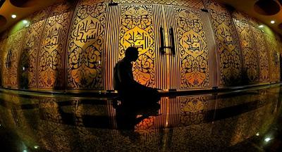Pengisian Dan Doa Di Malam Lailatul Qadar
