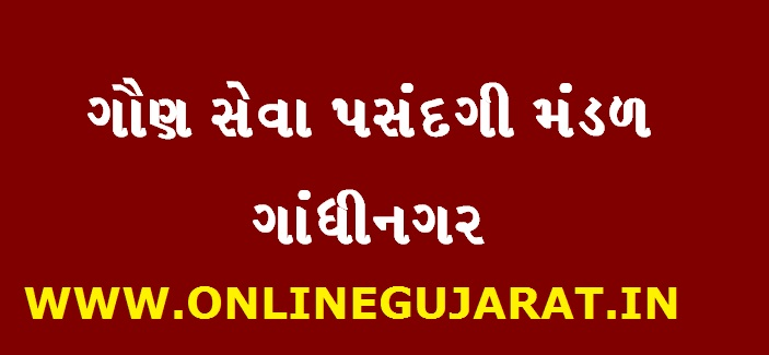 Image result for GSSSB ONLINEGUJARAT