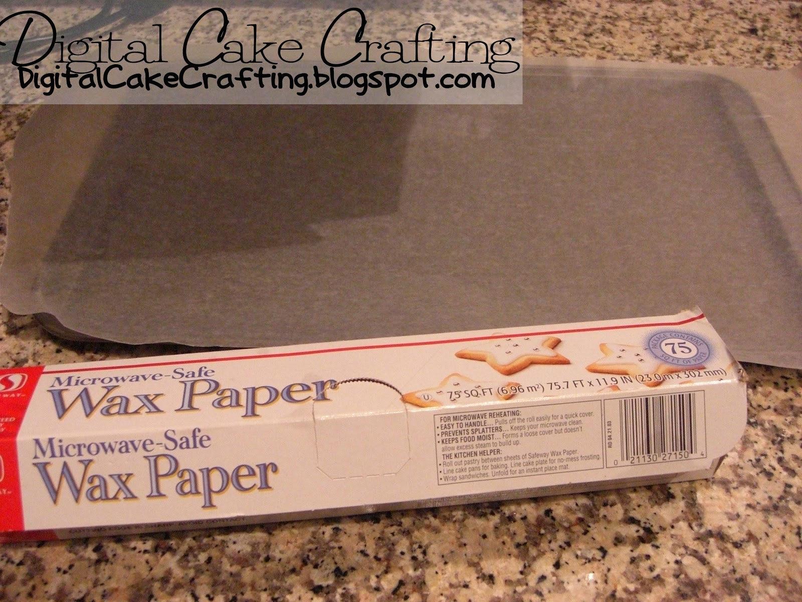 Can freezer paper be used in the oven
