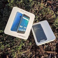 HTC U11 Life (saphireblue) in der Originalverpackung