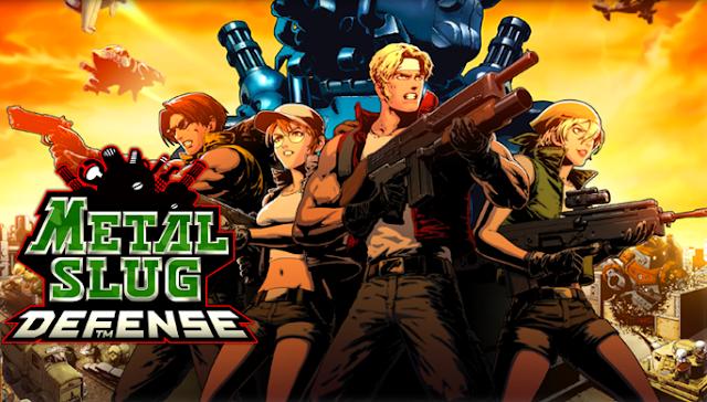 Download Game Metal Slug Defense 3.4.0 Mod Infinite Ap Untuk Android