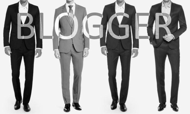 BLOGGER イメージ シルエット ブロガー ブログやってる人