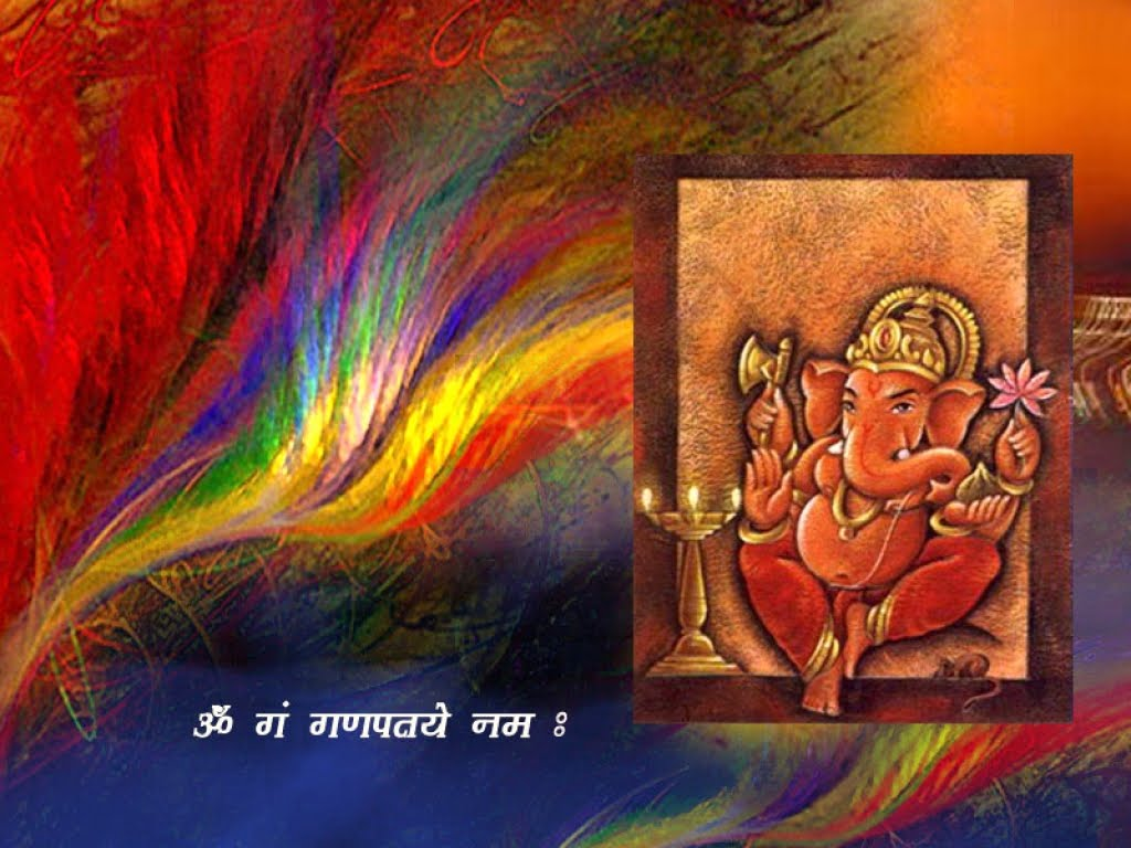 Lord Shree Ganesha HD Wallpapers