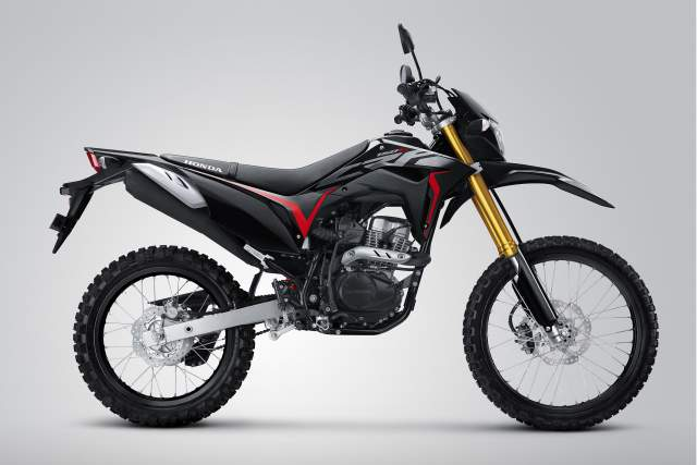 Honda CRF150L Extream Black